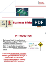 2. Business Ethics