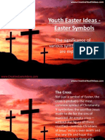 Youth Easter Ideas - Easter Symbols