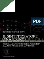 Il Sintetizzatore Analogico  2014