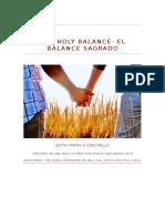 The Holy Balance Jodith DEFINITIVO[1]