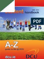 DCU student handbook 2010