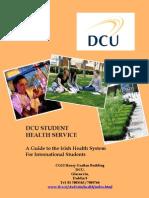 International Students Health Booklet 09
