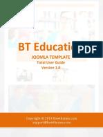 290175050 BT Education User Manual v1 0 for j3 x