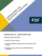 Anthology a Approach