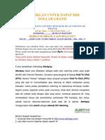 Dollar Gratis 3