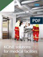 Brochure Kone Elevator Medical Solutions