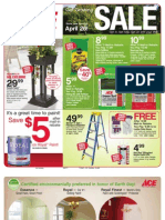 Ace Hardware Get Growing Sale