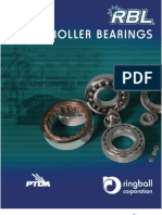 Rbl Ball and Roller Bearing Brb2008