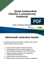 5.Upravljanje Bankarskim Rizicima u Monetarnoj Instituciji (1)