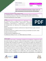 Estudio descriptivo evolutivo acerca del desarrollo emocional, el apoyo social y los antecedentes en el sistema de protección en función del motivo del desamparo