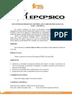 I Epcipsico Professores - FCRS