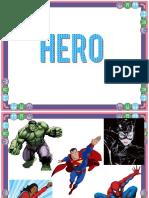 Year 4 Hero
