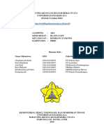 Laporan KKN P77