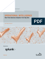 Operational Intelligence Web
