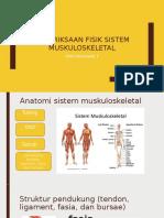Pemeriksaan Fisik Sistem Muskuloskeletal
