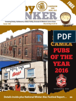 CAMRA Derby Drinker MARCH APRIL 2016