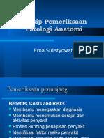 aPrinsip Pemeriksaan Patologi Anatomi