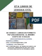 Libros de Ingenieria Civil