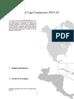 Concacaf Liga Campeones 2015-16