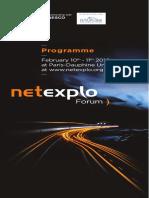 160211 Forum Netexplo 2016
