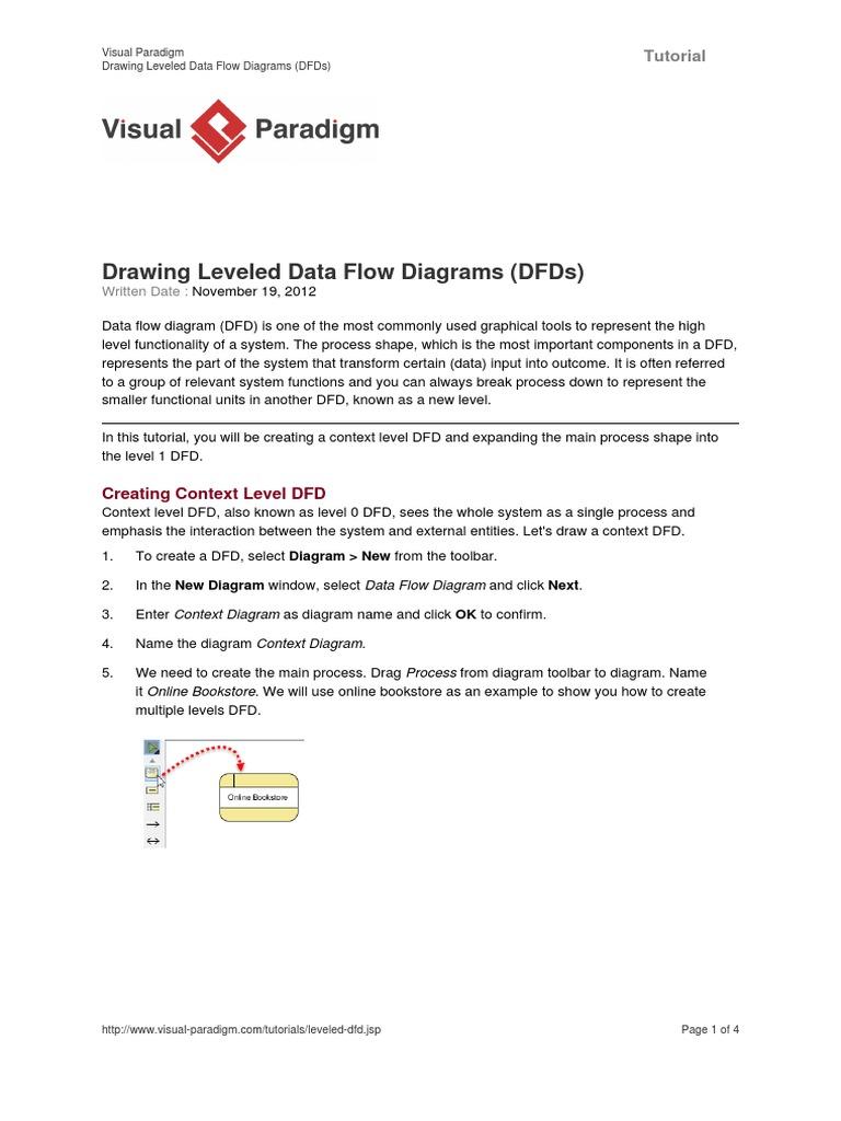 Leveled Dfd Information Technology Management Computing Process Flow Diagram Level 3