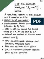 Inorganic III Notes Part I