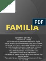 Familia y Roles