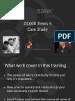 Clickbank+Sustainable Online Business+Webinar