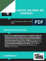 CARLOS SALINAS DE GORTARI.pptx