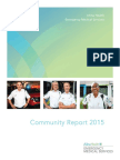 2015 Allina Health EMS Community Report