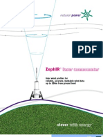 Natural Power ZephIR Brochure Ecopy