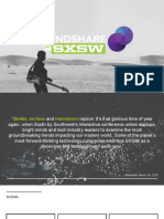 Mindshare NA's Guide to SXSW 2016