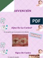 Prevencion Odontología