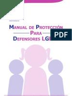 Manual de protección (LGBT)