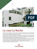 01 Le Corbusier_La Roche Guia Educacional