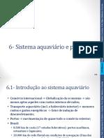 Sistema Aquaviario e Portos