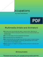 occupations anna