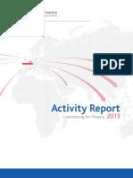 LFF Activity Report 2015