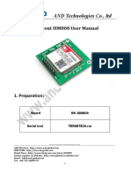 BK-SIM808 Board User Manual v2.0