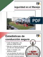 Seguridad Vehicular PJP4 2015