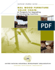 Value Chain of Global Wood Furniture