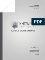 Knowpen Foundation Thesis