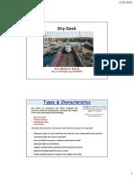 CE707 Lec09 Dry Dock
