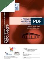catalogo 2º Edición Premio Nacional Pintura Joven Torrevieja