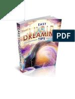 Easy Lucid Dreaming