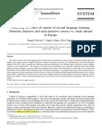 03. Domestic Intensive and Semi-Intensive Courses vs. Study Abroad
