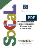 Guida Per La Costituzione e Gestione Di Una.p.s. 20061