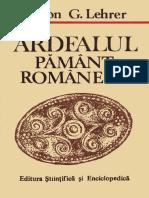 Lehrer G Milton Ardealul Pamant Romanesc