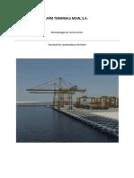 Metodologa de Construcción_APM TERMINALS MOIN S.A