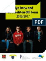Post 16 Prospectus 2016-17
